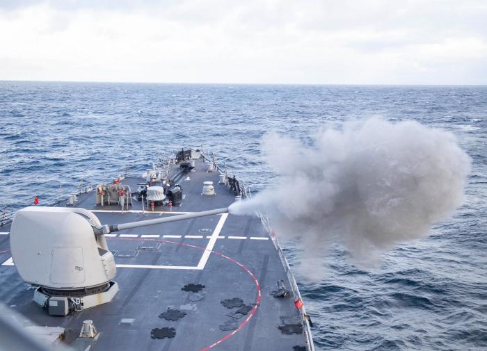 Швеция и США отбили условную атаку России