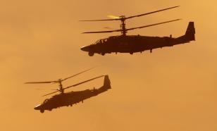 """В Сирии опровергли """"столкновение"""" российского и американского вертолётов"""