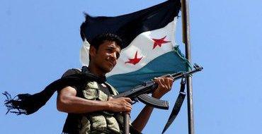Сирийские повстанцы требуют запрета на тяжелую технику для Асада
