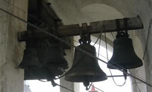 В центре Европы колокола заменили на звонок Бога. ВИДЕО