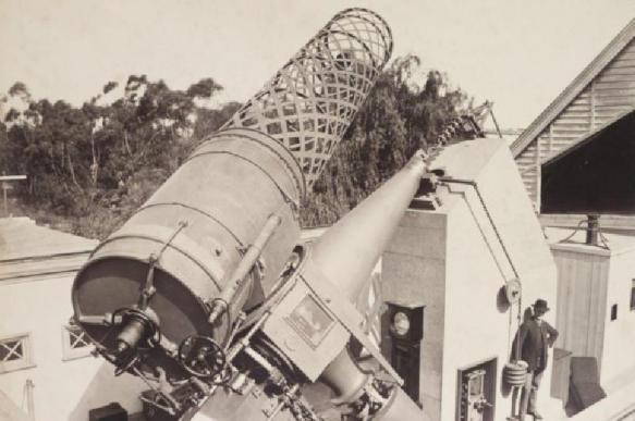 В Австралии собрали 150-летний телескоп