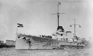 В Атлантическом океане найден германский крейсер Первой мировой войны
