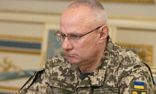 Главком ВСУ поддержал закон об ответственности за сотрудничество с РФ