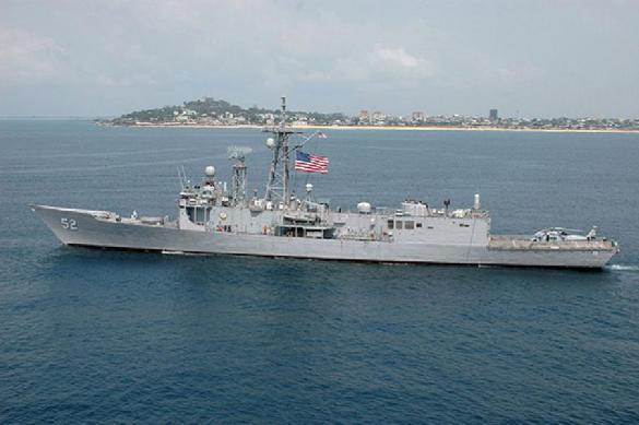 США решили не отправлять военные корабли в Чёрное море