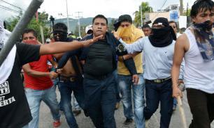 Сотрудники завода Coca-Cola в Мексике начали бастовать из-за низкой оплаты труда