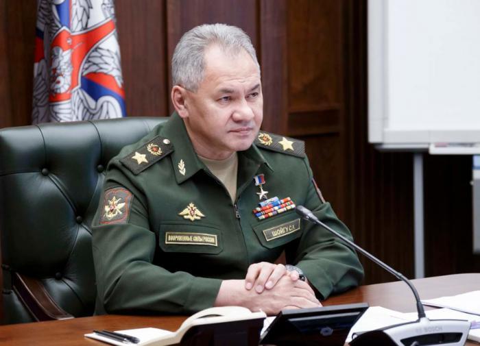 Сергей Шойгу пообщался с Хулуси Акаром по поводу Карабаха