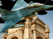 НАТО воюет в Ливии с памятниками древности