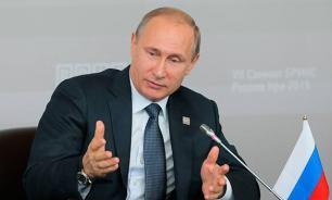 Путин не стал критиковать США, а призвал их к международной коалиции