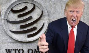 Трамп в посудной лавке: США разрушают ВТО