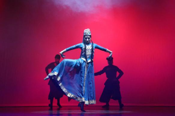 """Королевский национальный балет Грузии представляет шоу """"Огонь Грузии"""""""