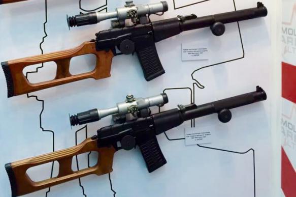 """История и характеристики специальной снайперской винтовки """"Винторез"""""""