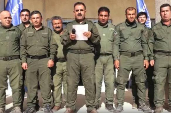 Курдская милиция извинилась за нападение на российскую военную полицию