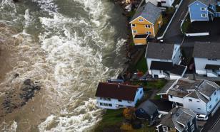 Река в Красноярском крае затопила уже 10 домов