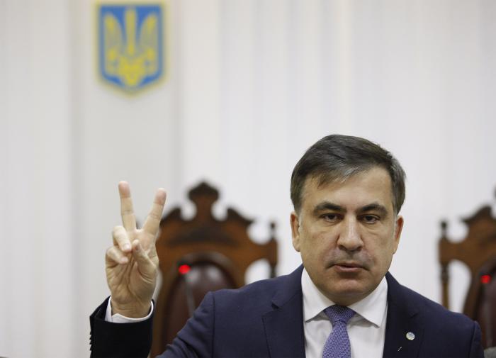 Саакашвили рассказал о двух сценариях нападения России на Украину