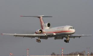 СК опроверг версию подрыва Ту-154