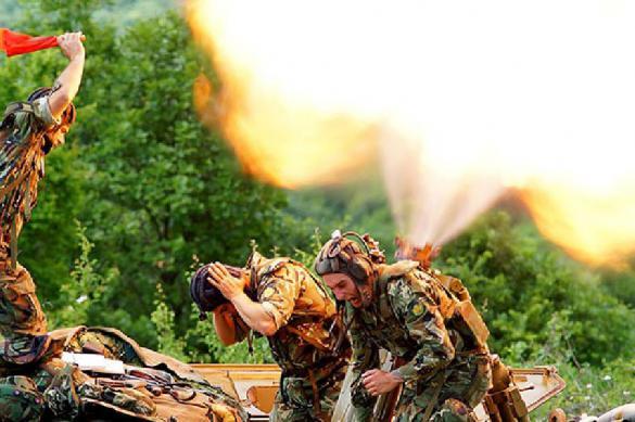 Украина проводит учения по штурму и захвату Крыма