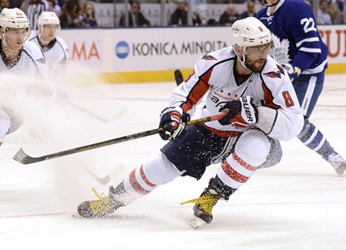 """Стал известен первый соперник """"Вашингтона"""" в плей-офф НХЛ"""
