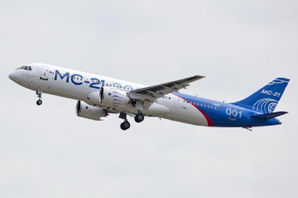 В Иркутске завершена сборка второго самолета МС-21