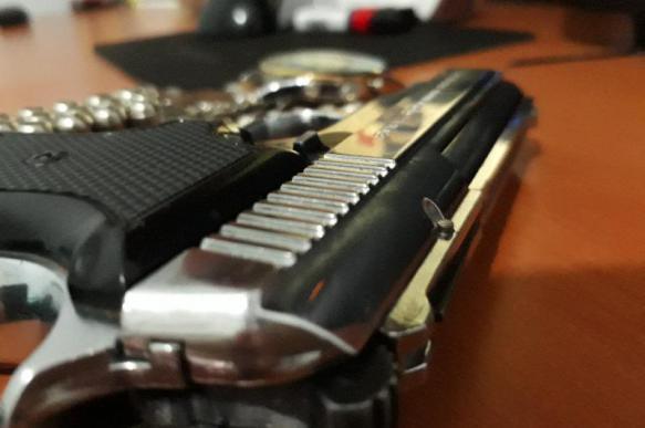 Россия и Белоруссия совместно остановили контрабанду оружия