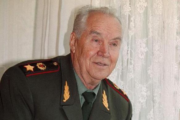 Умер Махмут Гареев - президент Академии военных наук