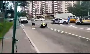 Таксист расстрелял полицейских на Ленинском проспекте в Москве