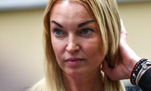 Появилось видео скандала Волочковкой с полицией в монастыре