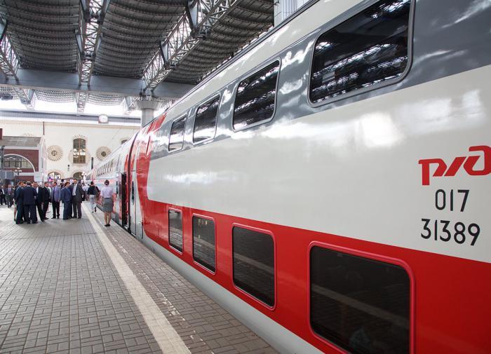 Цены на железнодорожные билеты проиндексируют на 3,7 процента