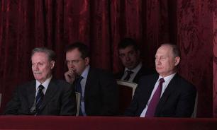 "Путин увидел ""Последнюю жертву"""