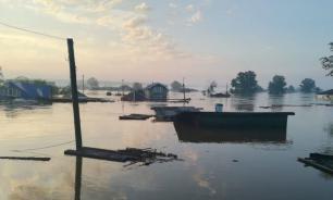 Паводок в Тулуне заставил преступника выйти из тайги
