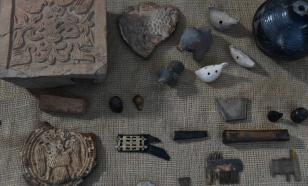 За 9 лет в Москве нашли 45 тысяч старинных артекфактов