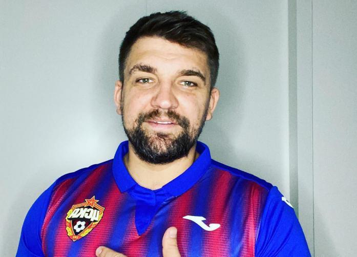 Баста потроллил тренера, с которым поссорился из-за стадиона в Ростове
