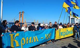 """НаУкраине начались задержания противников """"Крымской платформы"""""""