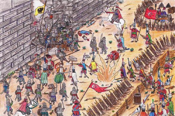 Осада Вены 1529 года: история великого сражения