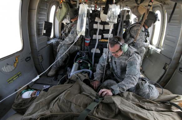 Американские военные медики