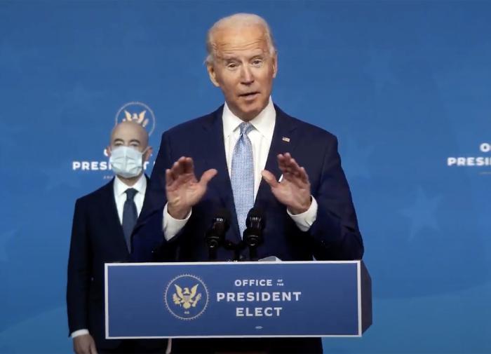 100 дней Байдена: чем он займётся, когда официально станет президентом