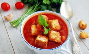 Кулинарные рецепты: Блюда из томатов