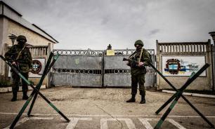 Погранслужба Украины психанула и начала проверку телефонов крымчан