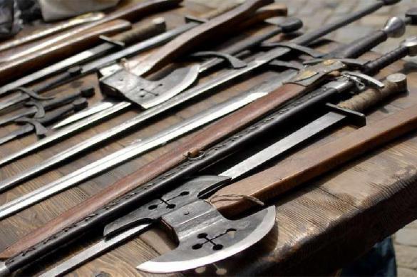 Самое смертоносное средневековое оружие