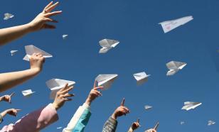 Россиянин вошел в топ-6 на чемпионате мира по запуску бумажных самолетиков