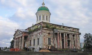 Храм в Яхроме помогут восстановить китайские студенты