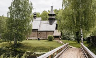 """""""Костромская слобода"""": музей деревянного зодчества"""