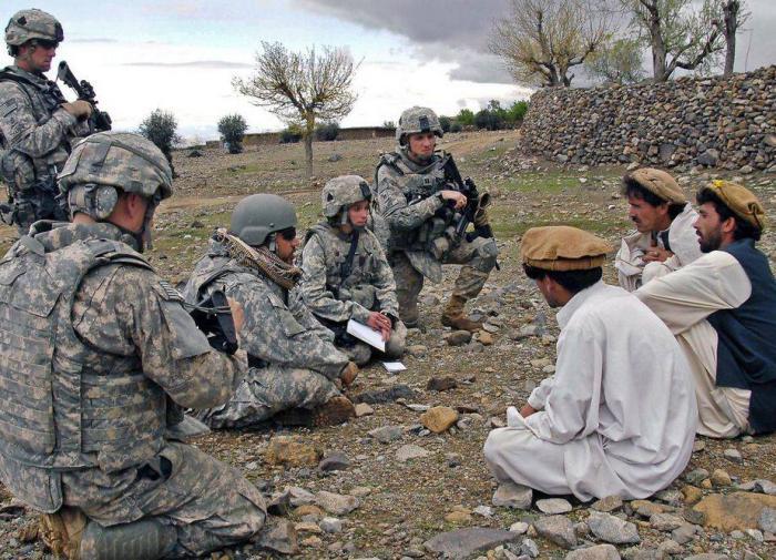 Афганистан: талибы* проводят облаву на сотрудников миссий НАТО