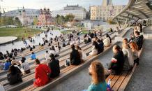 """Парк """"Зарядье"""" номинирован на World Travel Awards как новый символ российской столицы"""