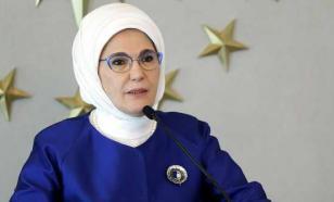 Жена Эрдогана руководит антарктическим проектом Турции