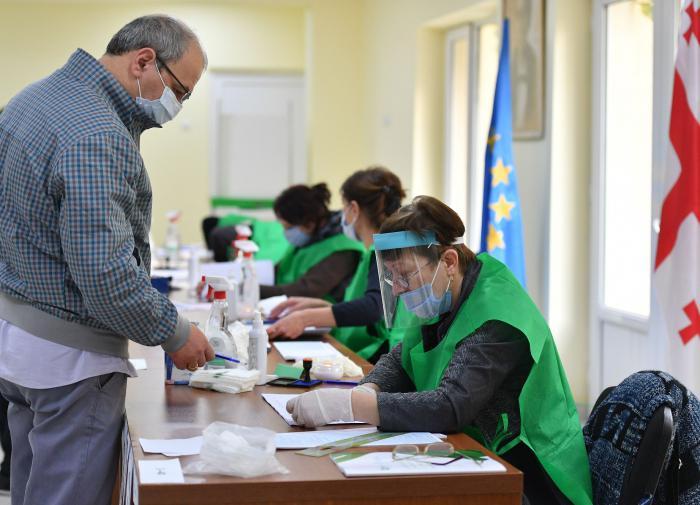 """Политики США: за 30 лет в Грузии не было ни одних """"чистых"""" выборов"""