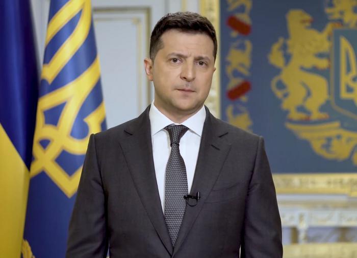 """Зеленский потребовал, чтобы в НАТО оценили """"бесценный вклад"""" Украины"""