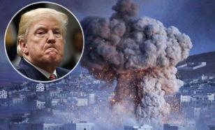 """Трамп призвал РФ, Иран и Сирию прекратить """"чертовски сильную бойню"""" в провинции Идлиб"""