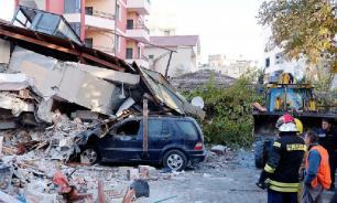 От землетрясения в Албании пострадали 40 человек