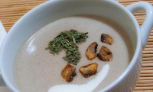 Египетский врач Сихам Сукиа: грибной суп полезен для гипертоников