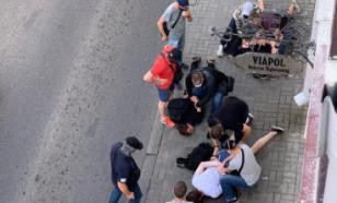 """Журналистов телеканала """"Дождь"""" задержали в столице Белоруссии"""